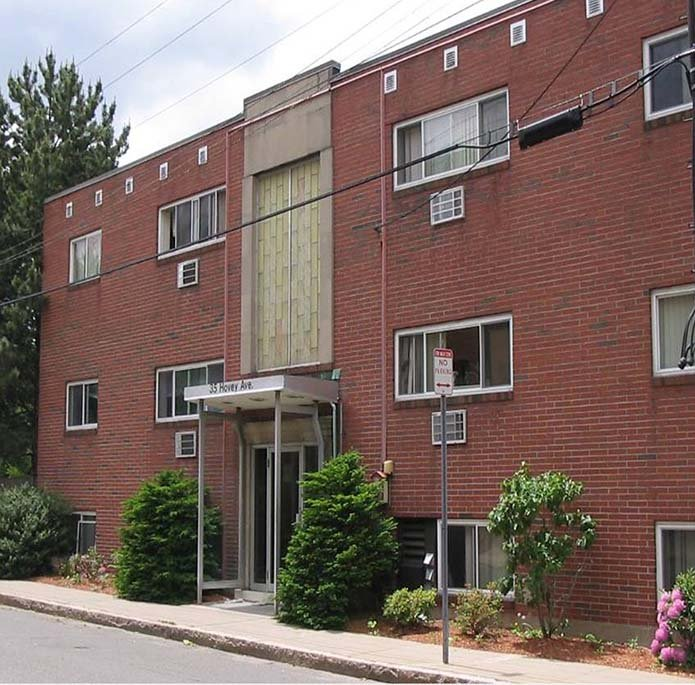 Hovey Avenue Apartments